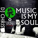 DJ CHRIS - MUSIC IS MY SOUL | Vocal Deep House Mix & House Music