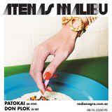 Don Plok DJ set en Atenas Malibú #25