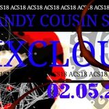 The Andy Cousin Show 02-05-2018