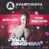 Paul Bingham - AVANTINOVA RADIO #10