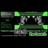 Roland S. Adam - The Beach Summer 2015 <<>> 60 min. ClubMix