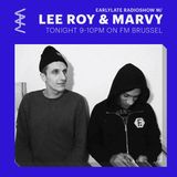 EarlyLate radio show #68 (MARVY & LEE ROY)