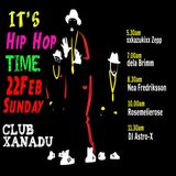 Astro-X @ Xanadu 2-22-2015 Ghetto Rap & Hip Hop
