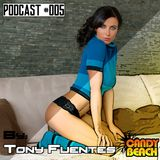 CandyBeach Records Podcast #005 16.02.2016 By Tony Fuentes