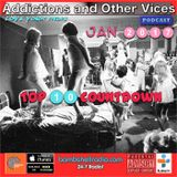 Addictions Podcast 364- Bombshell Radio Top 10 January / 02/06/17
