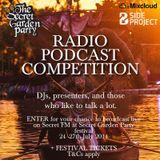 Secret FM Radio: Secret Garden Party 2014 - Evening Session Set by DJ Alvin