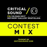 DJ CONTEST // Critical Sound Slovakia 2017 Mix