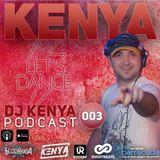 Dj kenya - Podcast#003 (23.12.2015)