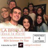LBDLM #25 - 4 octobre 2017 - BDA Sciences Po Toulouse