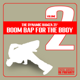 Boom Bap For The Bboy Volume 2