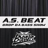 A.S. Beat - Drop Da Bass Show #023  (04-11-2016)