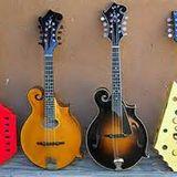 Tony Broadbent & his mandolin - STEEL&WIRE - 9th Nov 2016
