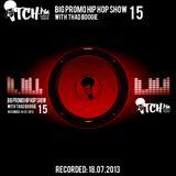 Thadboogie - BigPromo Hip Hop Show 15 - ITCH FM