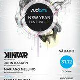 Matías Giunta (Matt G.) Live On Sudam New Year Festival 2012