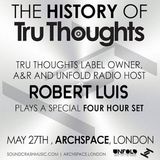The History of Tru Thoughts Mini Mix