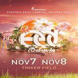 Sunnery James & Ryan Marciano - Live @ Electric Daisy Carnival Orlando - 08.11.2014