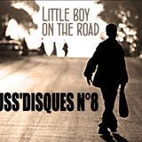 Pouss'Disques N°8 - Little boy on the road