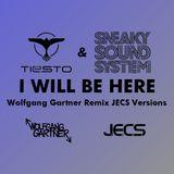 I Will Be Here [Wolfgang Gartner Remix JECS Versions]