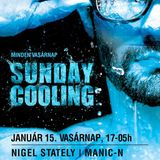 Manic N - Live @ Coronita Club,Budapest Sunday Cooling (2012.01.15)