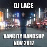 Handsup mix Nov 2017