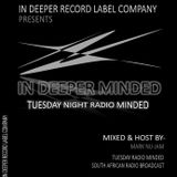 In Deeper Minded LP.27 Present By Mark Nu-Jam