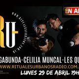 RITUALES URBANOS con LA VAGABUNDA / CECILIA MUNCAL / LES QUIENES