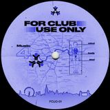 For Club Use Only Mix