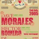 Hector Romero d.j. Disco Metropolis (Na) 02 07 2005 Angels of Love