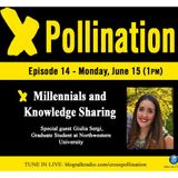 XPollination (Ep. 14) - Millennials and Knowledge Sharing