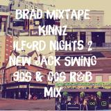 ilford nights 2 - new jack swing, 90s & 00s r&b mix