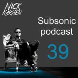 Subsonic Podcast - 039