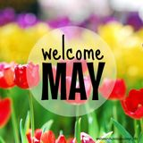 """Welcome: May""... ""Éljen a Majális"" :D"