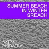Summer Beach In Winter Sreach