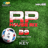 RP House Mix 39 mixed by KEY