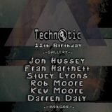 Kev Moore - Warm Up Set for Technotic's 11th Anniversary at Hangar 02/12/16