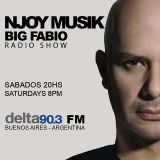 Delta Podcasts - Njoy Musik by Big Fabio (30.12.2017)