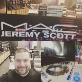 Live Set Mac Cosmetics Carrefour Laval February 10th 2018 Jeremy SCOTT Collection