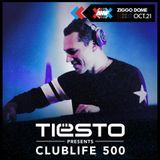 Tiesto - Club Life 500 (Ziggo Dome, Amsterdam) 2016
