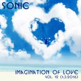 Sonic - Imagination of Love vol.12 (1.3.2016)