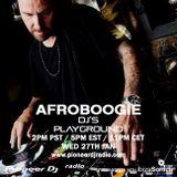 Afroboogie - Pioneer DJ's Playground