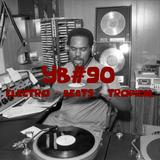 YB#90 | Bonobo, Melodiesinfonie, L'Orange, Souleance, The Souljazz Orchestra, Skygaze, Unda de Sango