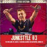 The Vinyl Junk - Junkstyle #3 - OSM - Metropool Hengelo NL - 2001