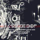 NOUS FM - djnoonkoon presents 'BASS BEBOP' w/ CRZKNY guest mix - 2016年1月27日放送分