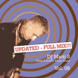 Deep & Soulful House Music Vol.08 UPDATED - FULL MIX!!!