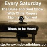 The Blues and Soul show chapter 110