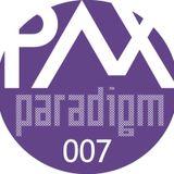 Paradigm 007 (Nov 14')