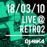 DJ Mika LIVE @ RETRO2 Soltvadkert [2018.03.10.] FULL SET