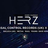 HERZ ≡ Illegal Control Records meets HERZ ≡ warmup by technicLEGO 10.08.'17.@Corvin Club - Budapest