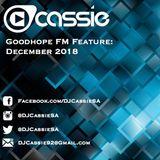 DJ Cassie - Goodhope FM Feature (December 2018)