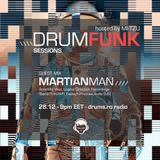 Drumfunk Sessions w/ martianMan (guest mix)